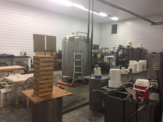 Buffalo, MO: Where the honey makes mead