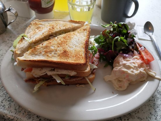 A good town Diner - Review of Seans Diner, Cootehill, Ireland