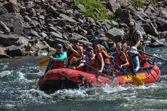 Rapid Transit Rafting: Transit Rapid Rafting Trip on our 41st Anniversary travelers more about your photo