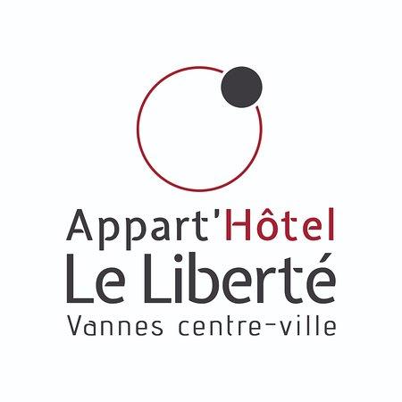 Logo Appart'hôtel Le Liberté Vannes centre-ville