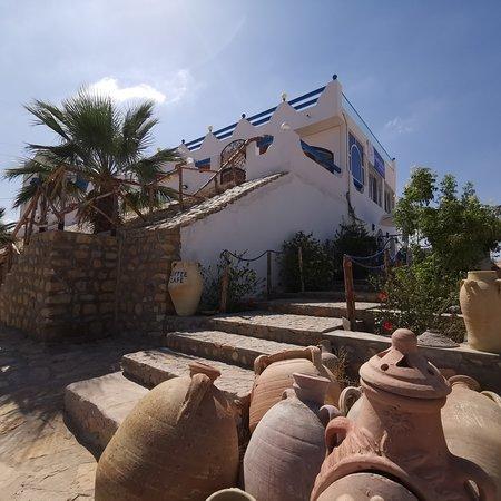 Residence Djerba Azur: Entrée salon de thé