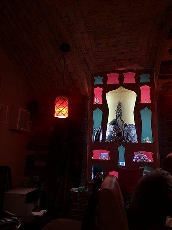 Chaykhana Samarkand: Wnętrza