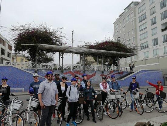 Lima Bici: Barranco