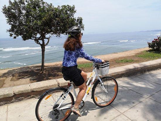 Lima Bici: Malecón Barranco
