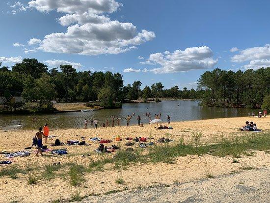 Base De Loisirs Du Lac Baron-Desqueyroux