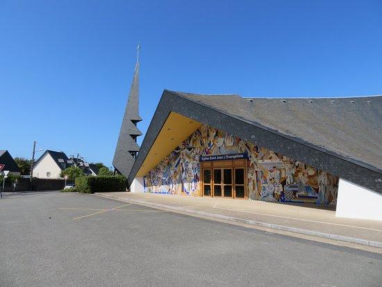Eglise Saint Jean L'Evangeliste
