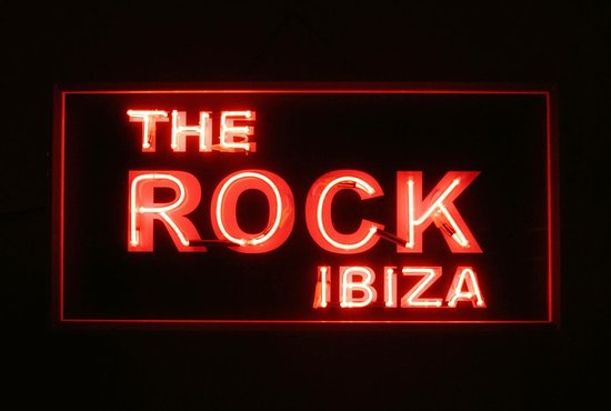‪The Rock Bar Ibiza‬