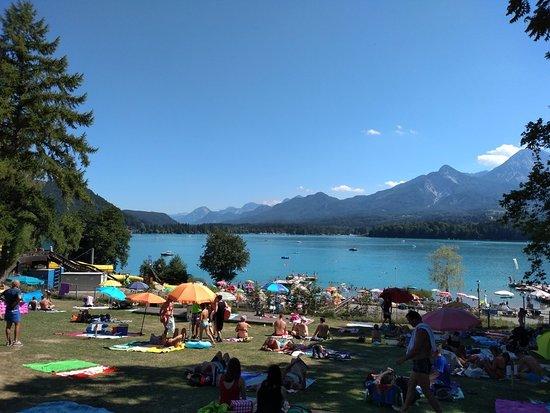 Strandbad Drobollach/See - Faaker See