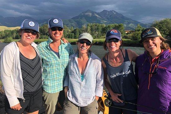 Freestone Deluxe River Trips