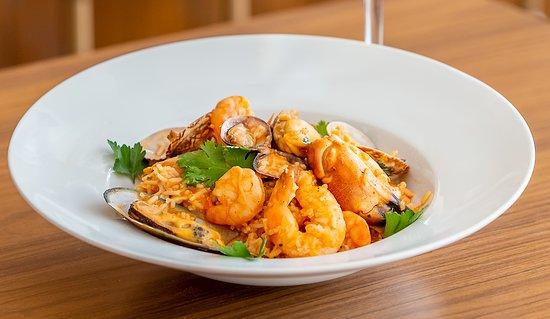 Downtown Restaurants & Co: Arroz de Marisco Seafood Rice