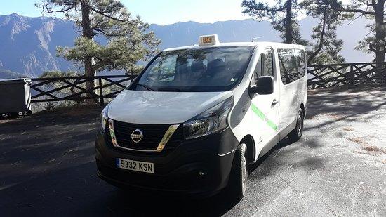 Taxi La Palma Isla Bonita