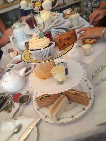 Amazing VEGAN afternoon tea
