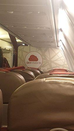 Royal Air Maroc: 😖