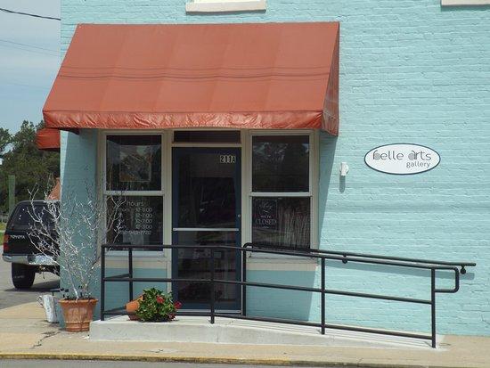 Belhaven, Carolina del Norte: Belle Arts Gallery