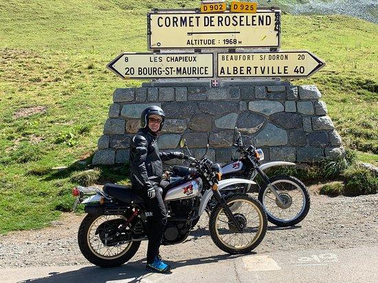 Bozel, France : encore un col mythique