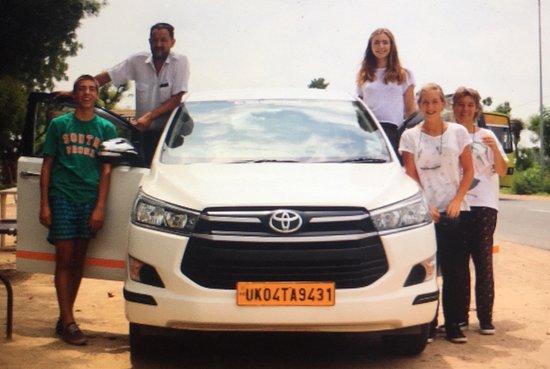 Drive North India