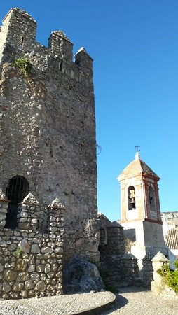 Castillo de Zuheros – kép