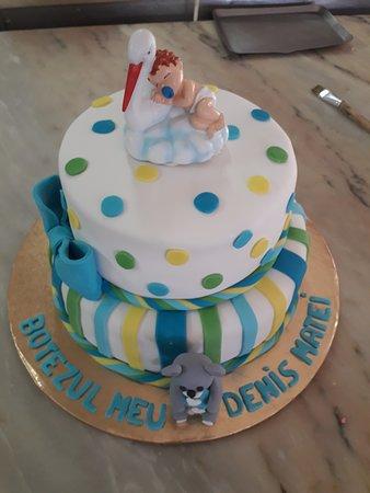 Swell Want To Order A Birthday Cake Pastelaria Charlotte Almancil Personalised Birthday Cards Vishlily Jamesorg