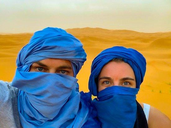 3-Day Tour: Marrakech to Merzouga by Way of Dadès Valley plus Erg Chebbi Camel Trek: Merzouga