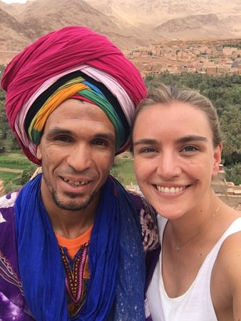 3-Day Tour: Marrakech to Merzouga by Way of Dadès Valley plus Erg Chebbi Camel Trek: Rachid