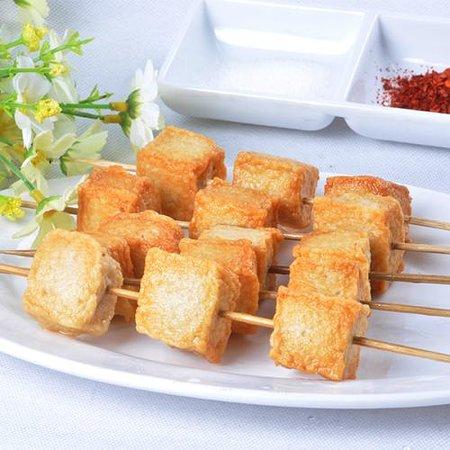 Seafood Taufu 海鲜豆腐