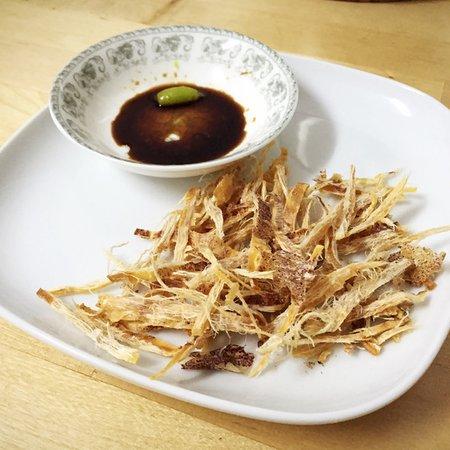 Dry Squid 干鱿鱼