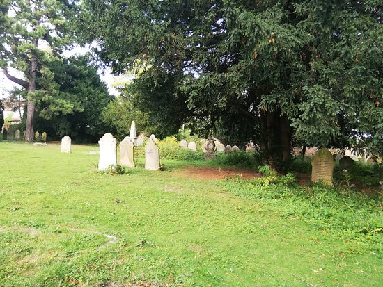 Basingstoke, UK: 20-06-2019_Holy Ghosts Cemetery_11