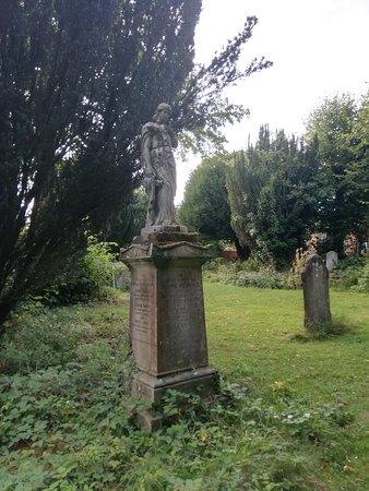 Basingstoke, UK: 20-06-2019_Holy Ghosts Cemetery_14