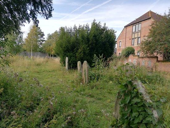 Бейзингстоук, UK: 20-06-2019_Holy Ghosts Cemetery_15