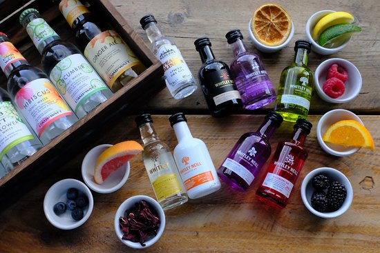Have you tried one of our signature gin boards?  Choose six double gin miniatures from a range of Sadler's, J.J. Whitley, and Whitley Neill, six Lamb & Watt tonics, and a range of garnishes, to build your own gin & tonic serves.  We'll be on hand to help you if you'd like too!