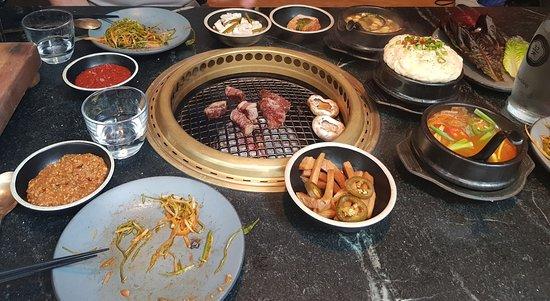 Cote Korean Steakhouse