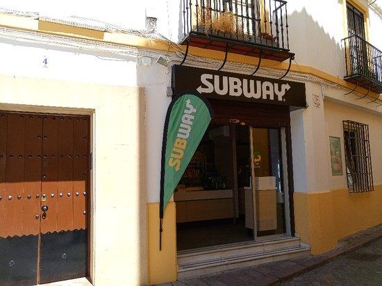 写真Subway枚