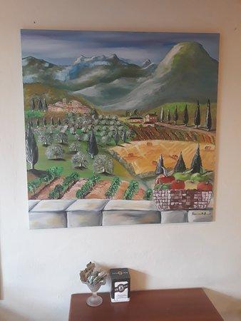 Borgo a Buggiano, Italia: un angolo interno