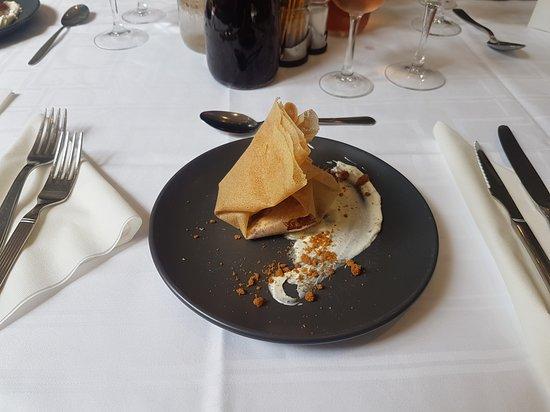 Un délice de l entrée au dessert