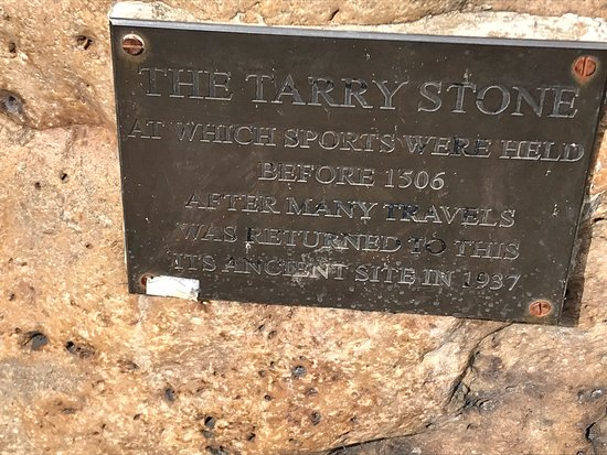 The Tarry Stone