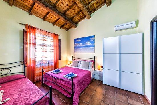 Nurachi, Włochy: camera da letto