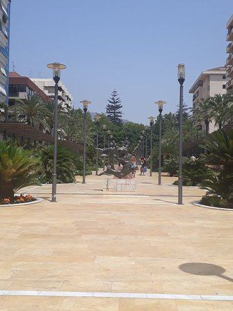 Playa Casablanca: Praia!