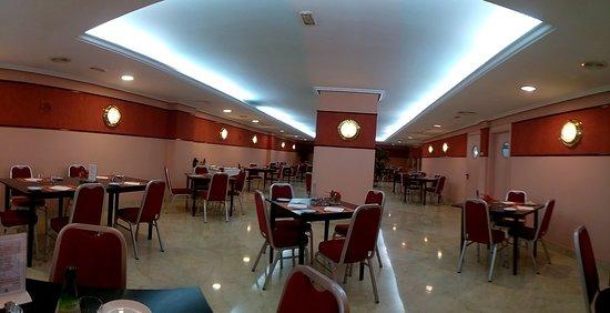 Der neu renoviertes Restaurant 😀