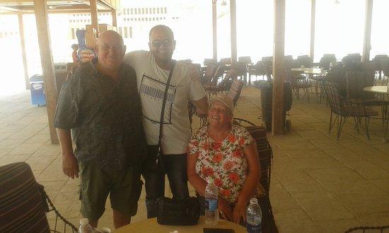 Egito: With my dear  friends