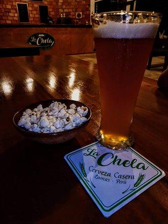 La Chela: Cerveza artesanal en Lamas!!!