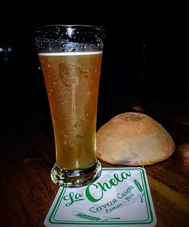 La Chela: Cerveza con sabor tradicional!!!
