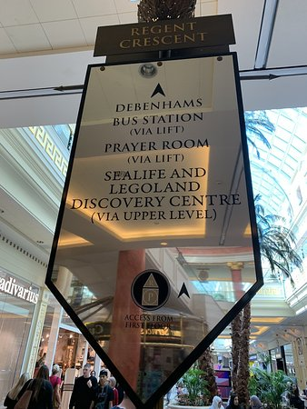 Best Mall ever seen IN UK