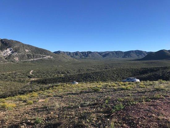 Paisaje de Mapimi Durango