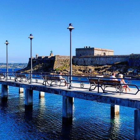 La hermosa A Coruña este fin de semana.
