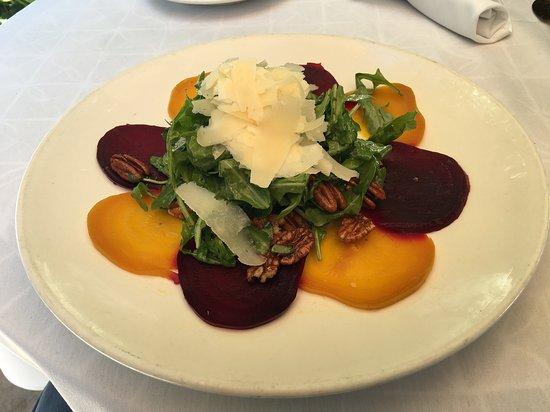 Cucina Venti Restaurant: Beets salad
