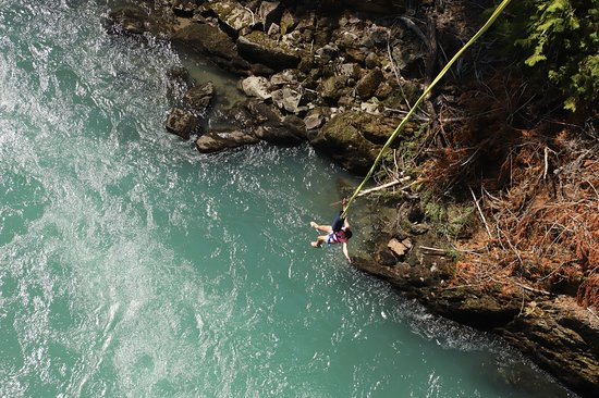 Scenic bungee