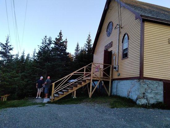 Elliston, Kanada: Nanny's Root Cellar