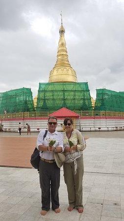Temple in Myanmar