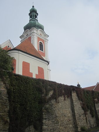 Kirchturm der Pfarrkirche St. Laurentius (3)