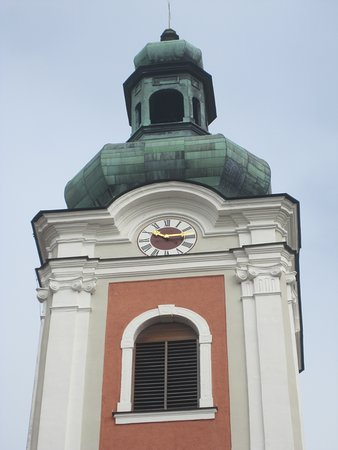Kirchturm der Pfarrkirche St. Laurentius (4)